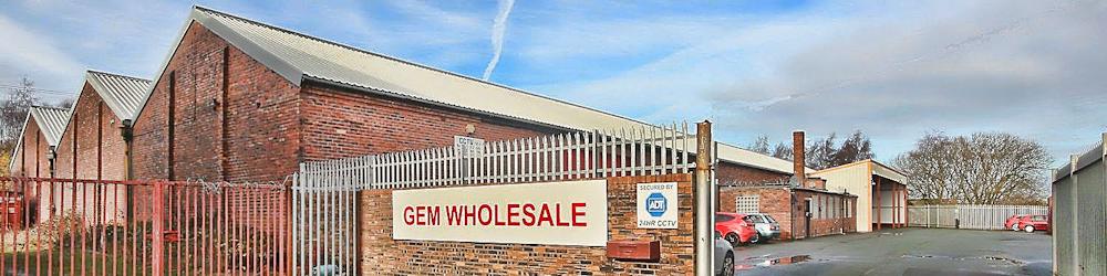 Gem Wholesale,UK wholesaler of ex catalogue customer returns and