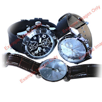 117738 Branded Watches (Ex Display & Handling Damaged)